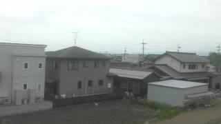 名古屋鉄道 名古屋本線 《快速特急》 新木曽川→笠松 thumbnail