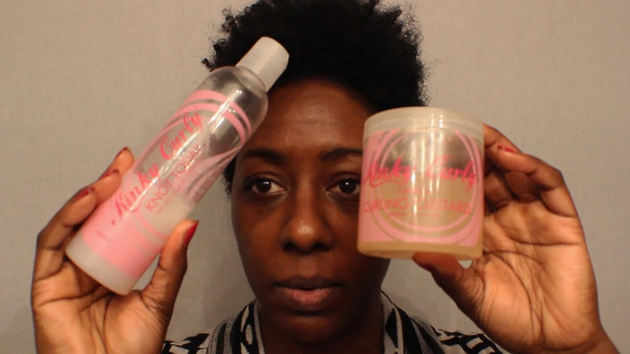 How To Make Short Natural Kinky Hair Curly
