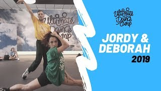 Jordy & Deborah | Ultimate Dance Camp 2019 | Walibi Holland