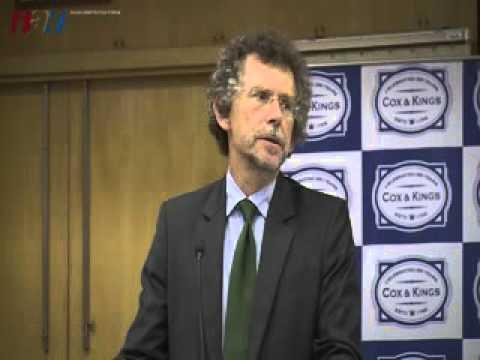 MR. GARY BORN AT IAF (Indian Arbitration Forum) DELHI LAUNCH, 2015