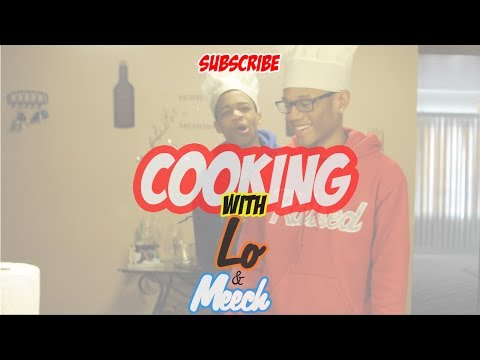#CookingWithMeechAndLo: Pretzels | @MeechOnMars & @DopeIsland
