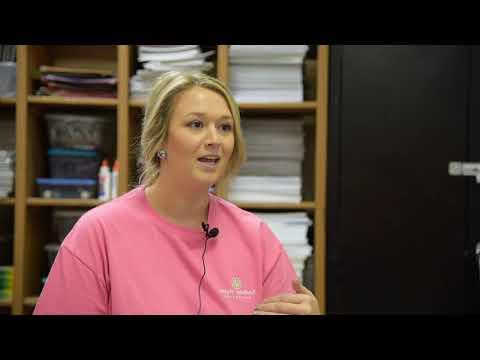 Jennifer Couch, Letcher Middle School