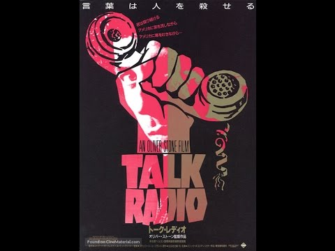 Underrated Classics: Talk Radio(1988)