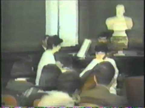 Ludwig Beethoven Sonata No. 3 In A Major