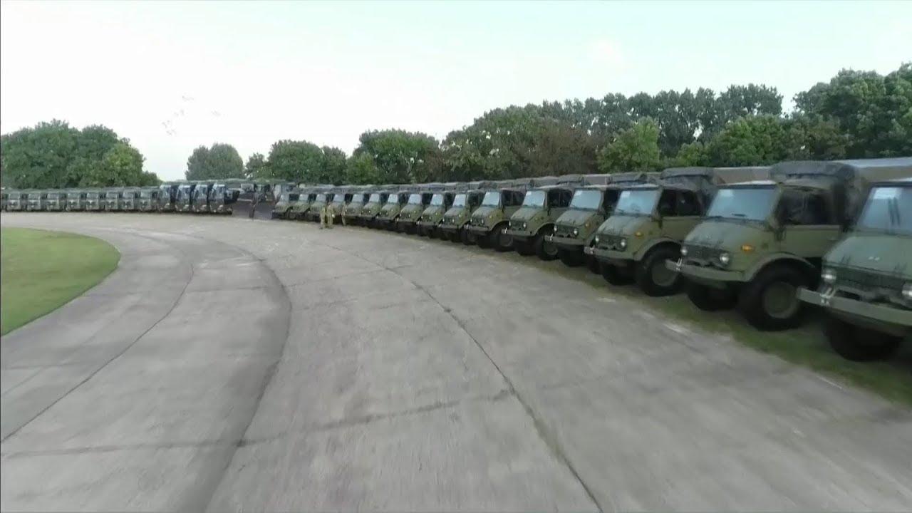 Resultado de imagen para Imagenes del nuevo equipamiento entregado al ejercito por Macri