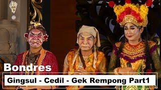 Download Video Lawak Bali CEDIL GINGSUL dan GEK REMPONG Full Lucu part1 MP3 3GP MP4