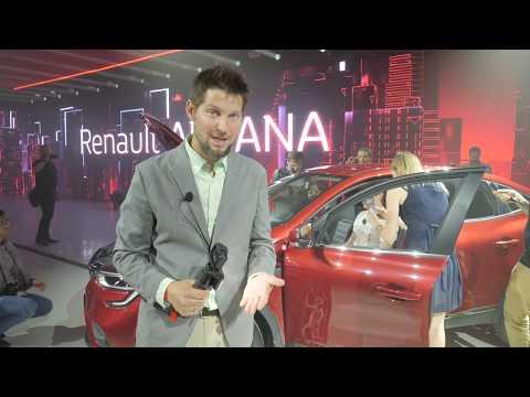 Renault Arkana второй обзор!