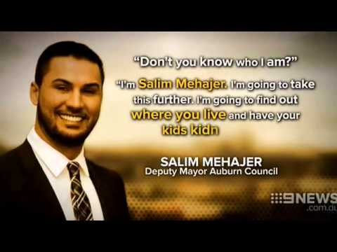Auburn deputy mayor Salim Mehajer facing harassment allegations