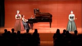ジョアキーノ・ロッシーニ作曲 『猫の二重唱』 : 小方まゆみ&土屋栄子