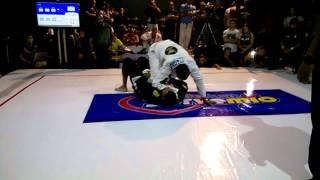 1º Desafio Jiu Jitsu 2015 DF vs GO - Fernando Toshio x Diego Pereira