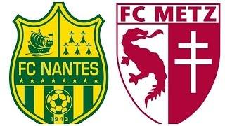 FC Nantes - FC Metz [PES 2015] | Coupe de la Ligue 2014-2015 (1/8ème de Finale) | CPU Vs. CPU