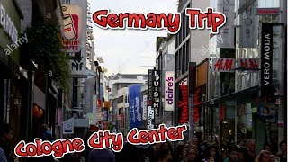 We went shopping in the best City Center ever | Germany Vlog 3