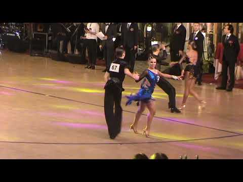 Final Junior II Latin Kvartal 2018