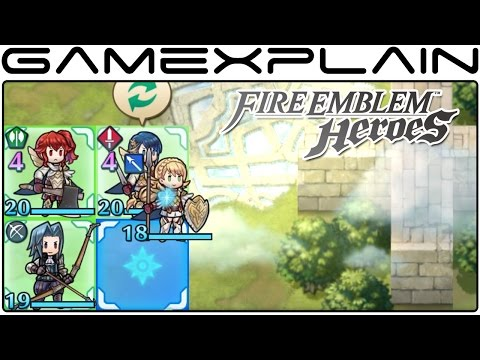 Fire Emblem Heroes - 3 More Updates Coming Soon (Starting Placement & Increased Stamina Pool!)