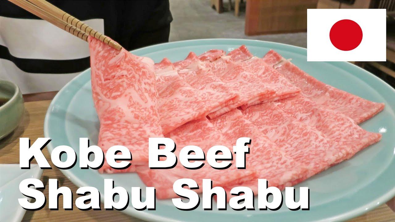 c7d426b7d86b Highest Quality Kobe Beef - Shabu Shabu Style! - YouTube