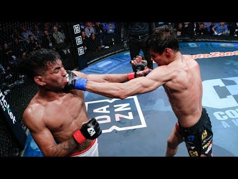 Daniel Zellhuber Vs GeanFranco Cortez Full Fight | MMA | Combate Peru