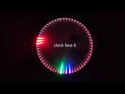 infinity clock youtube