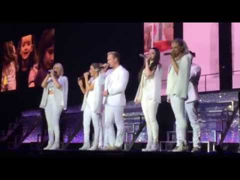 S Club 7 - Bring It All Back Tour @ London O2 Compilation