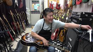 国産 Regal RD リーガル リゾネーター ギター(ドブロ風)