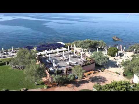 Bagno sama Livorno ripresa con drone
