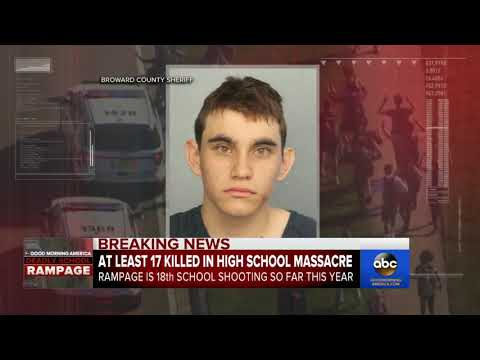 ABC News - Florida shooting is this year's 18th school related shooting in the US.