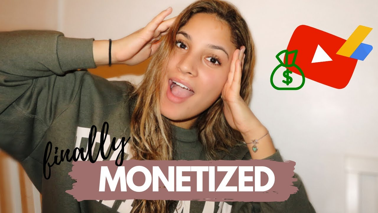 HOW LONG IT TAKES TO GET MONETIZED ON YOUTUBE: Google Adsense, my journey & the review process!