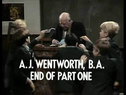 A J Wentworth BA Episode 1