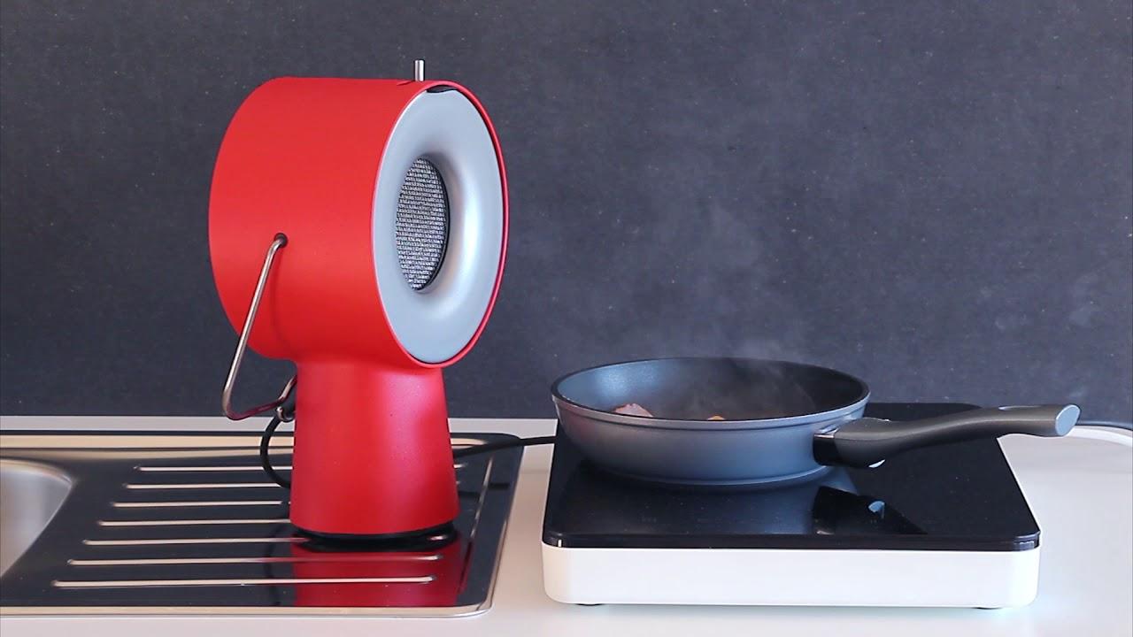 the portable kitchen hood maxime augay