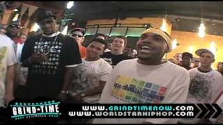 Grind Time Presents: Aak vs Graffik