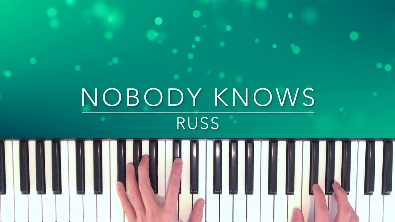 Nobody Knows Russ Piano Cover Chords Chordify Страницысмимузыкапесняjay yule musicвидеоnobody knows by russ (lyrics) another one of my fav that come. nobody knows russ piano cover chords
