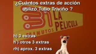 """31 minutos - Trivia """"31 minutos, la película"""", con Joe Pino"""