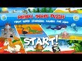 Kids Animal Preschool Shape Puzzle Top Best Education Android Game # 3