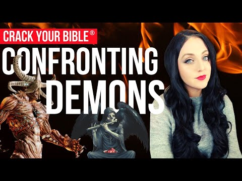 👹 Confronting Demons In The Spiritual Realm? (Spiritual Warfare)