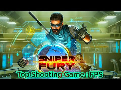Sniper Fury : Top Shooting Game - FPS Best Game In Android /  IOS