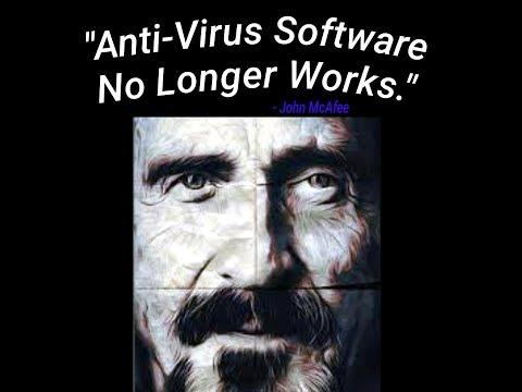 BitCoin Gangsta John McAfee PodCast On Trump Love, AntiVirus Software's Demise & More! (Part 1)