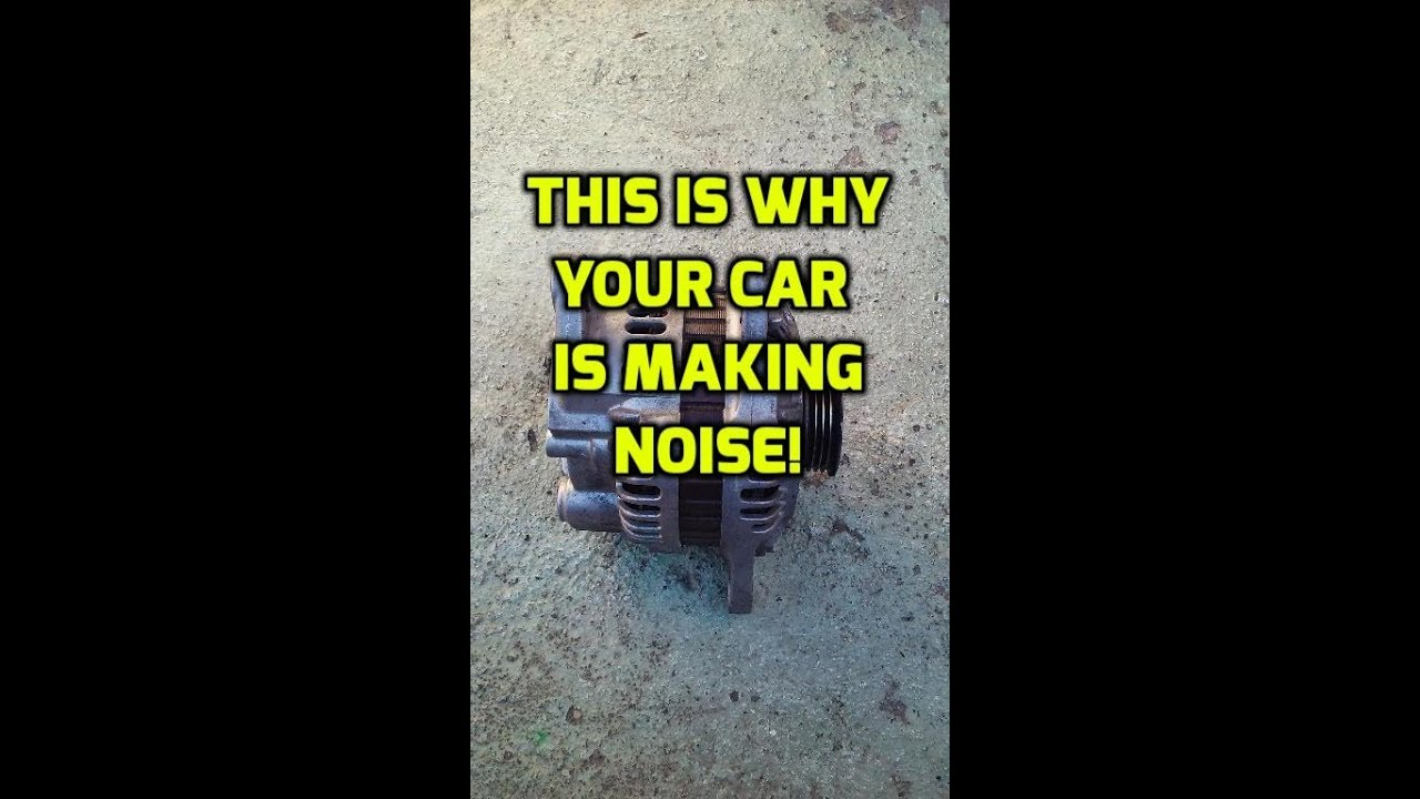 Car Noise When Accelerating Whining