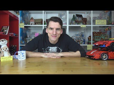 EXTRABLATT!! LEGO® hat mächtig Angst und schlägt wild um sich! Qman® soll vernichtet werden - Held der Steine Inh. Thomas Panke
