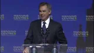 "MNC 2014: JIM PRENTICE ""Taking back the environmental debate"""