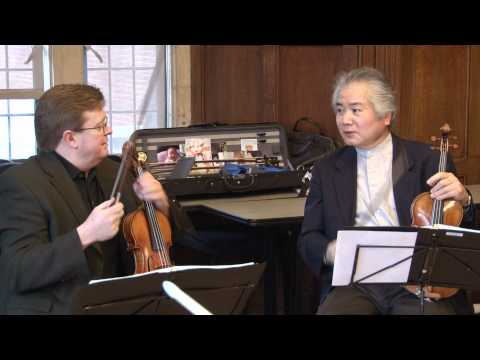 Tokyo String Quartet performs benefit concert for Japan