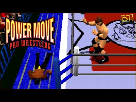 POWER MOVE Pro Wrestling (PS1) - Play That!
