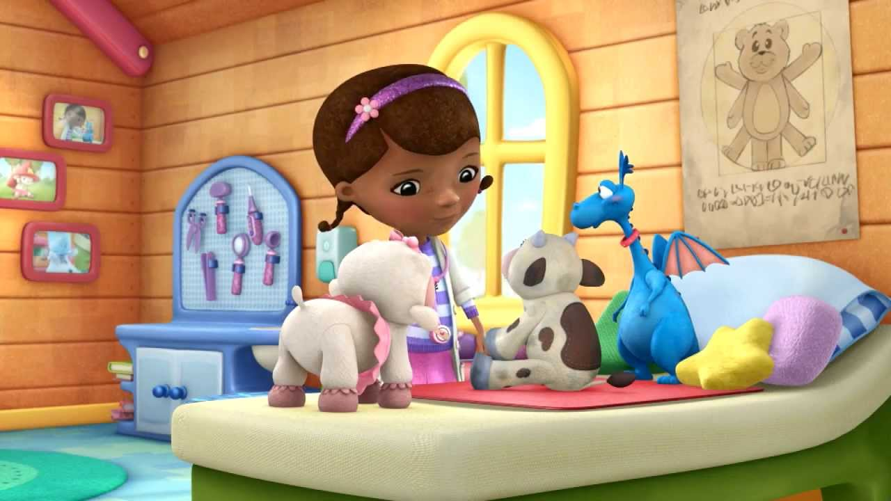 Disney Junior Doutora Brinquedos Youtube