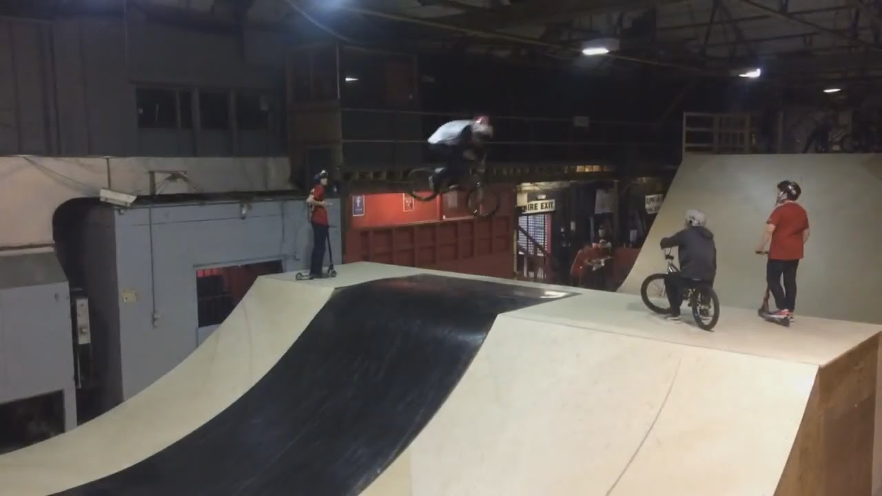 Macky  Rampworx Skatepark Resi  YouTube