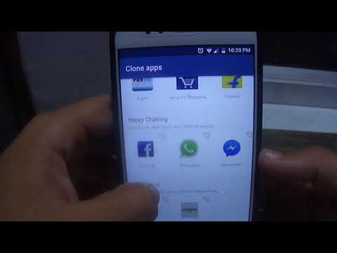 How to use two WhatsApp in one phone - using parallel space