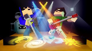 Minecraft: MIKE E PAC CANTORES! (Build Battle)