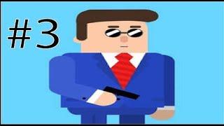 Mr Bullet - Spy Puzzles - Gameplay IOS #3