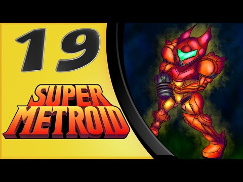 Super Metroid #19 🎮 Tiefgr�...