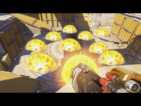 When Overwatch Pro Players Have 200 IQ