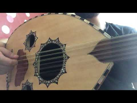 Egyptian Classic Oud For Sale (SOLD)