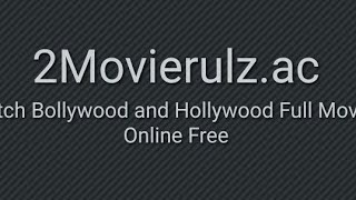 Download new movies by movie rulz in July 2019