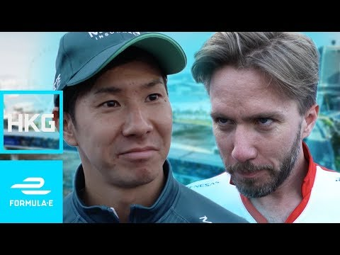 No Lunch, No Breakfast, No Radio! | Drivers React to Hong Kong in 3 Words (or more)!